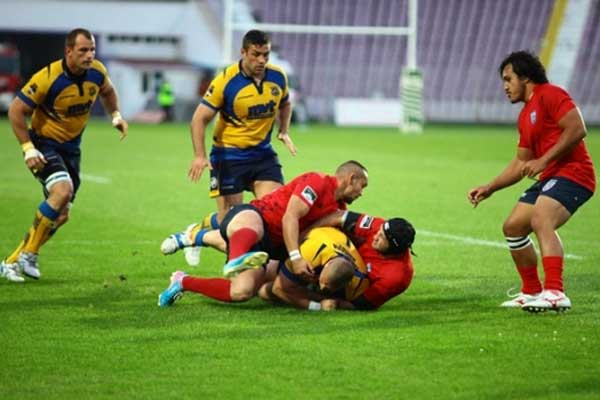 Rugby-Timisoara-Steaua