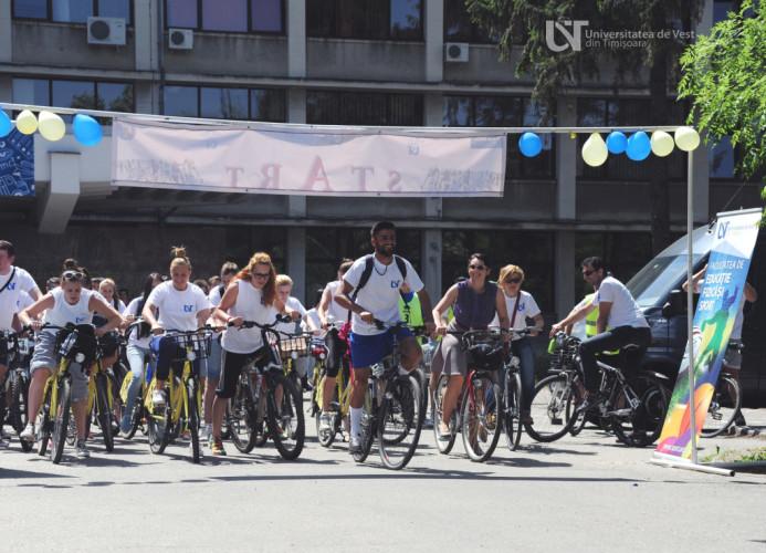 biciclisti UVT