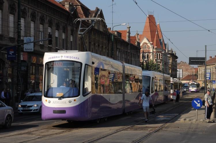 tramvaie reabilitate