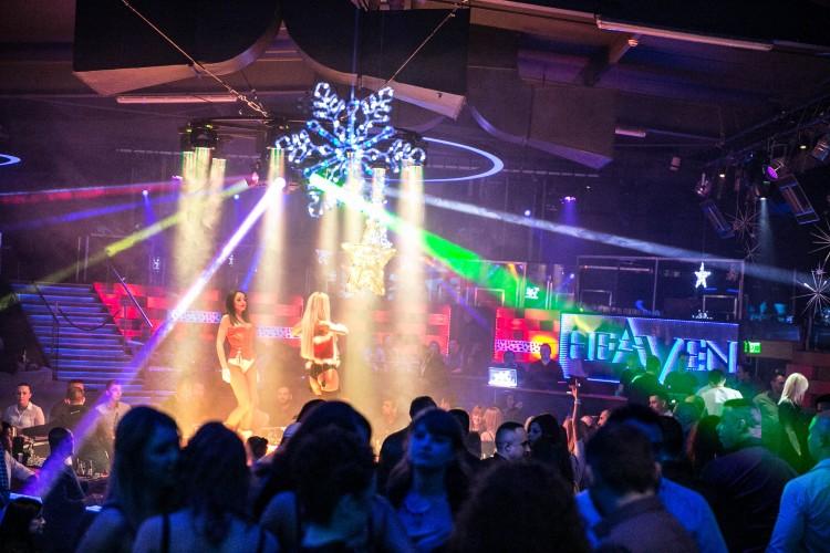 amenzi Club HEAVEN