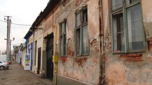 cladiri istorice degradate