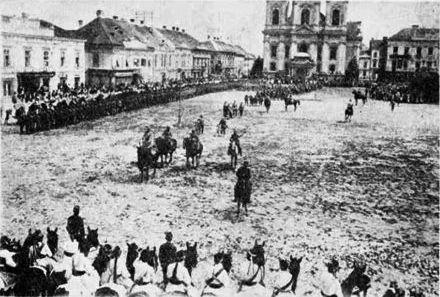 Timisoara_Armata_romana_1919