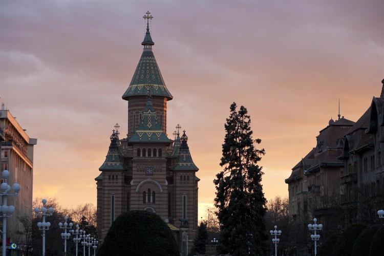 Catedrala Mitropolitana din Timisoara, 2012