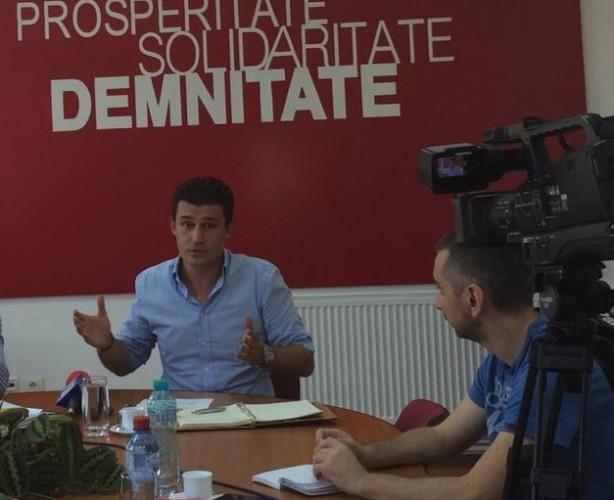 Sebastian Raducanu- presedinte PSD Timisoara-