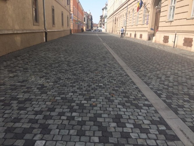 lucrari centrul istoric