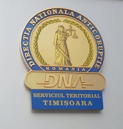 sediul DNA Timisoara