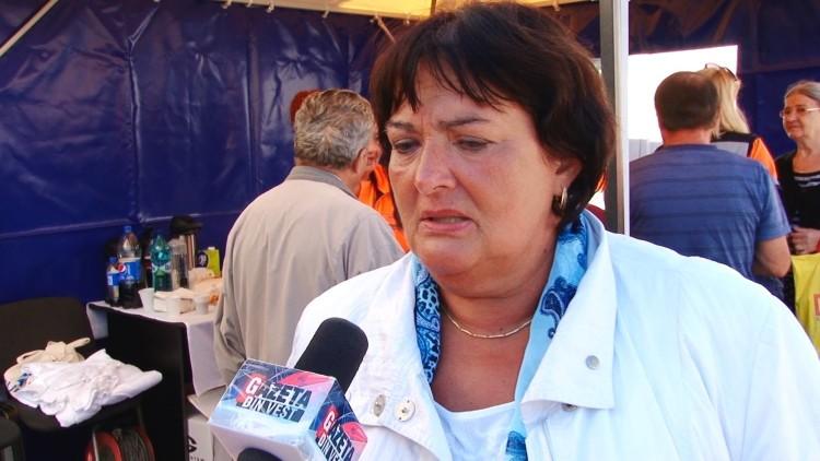 Carmen Dehelean- sef Serv. Ambulanta TM