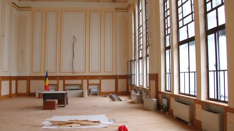 sala CLT renovare
