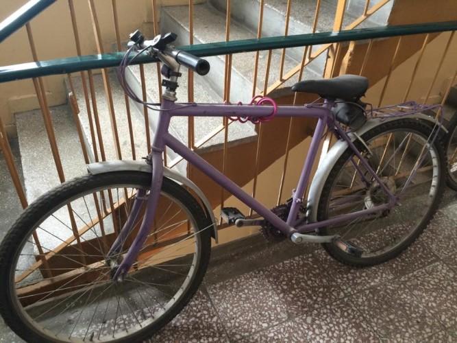 bicicleta casa scarii