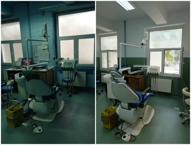 clinica Maxilo-faciala