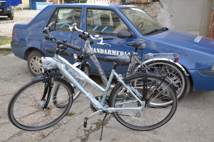 BICICLETE CONFISCATE