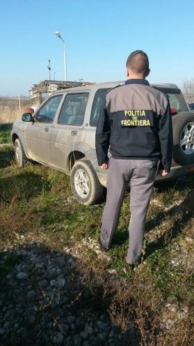 autoturism furat vama Naidas