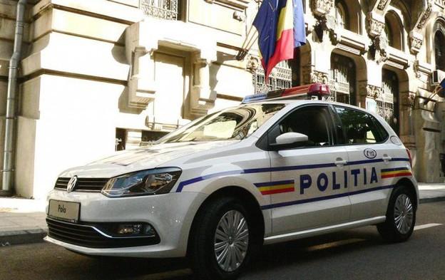 autospeciale noi Politie Timis