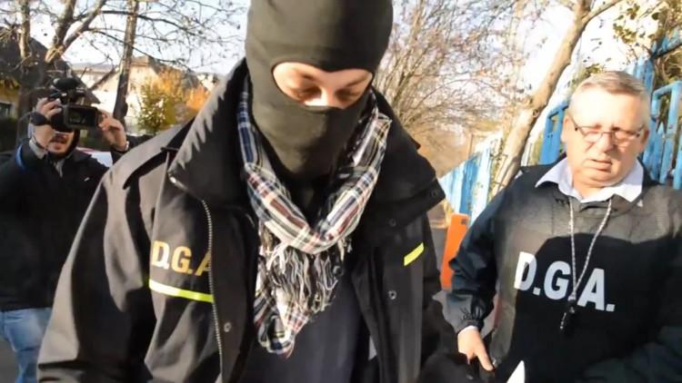 descinderi sectia 1 politie