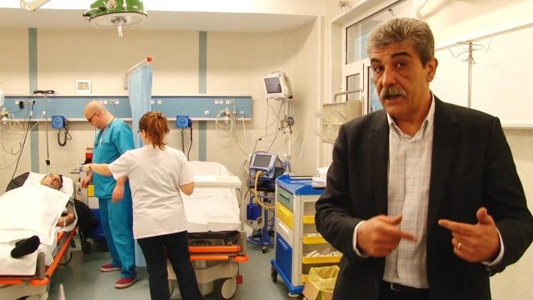 Mihai Grecu, seful UPU