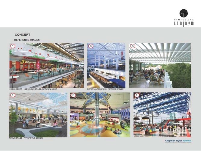 Timisoara Centrum mall