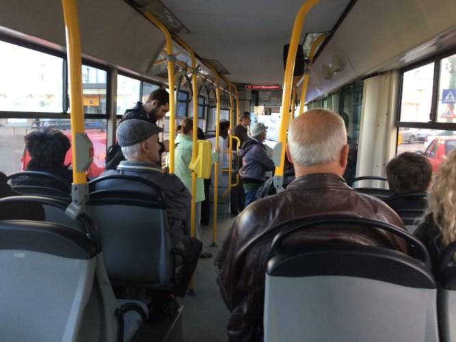 furt tramvai