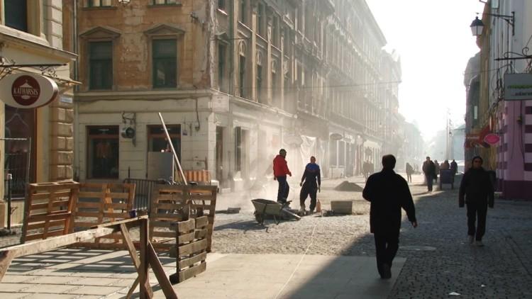 centrul istoric Timisoara