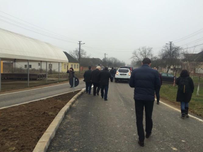 drum asfaltat Bucovat
