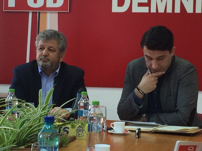 candidati PSD primarie