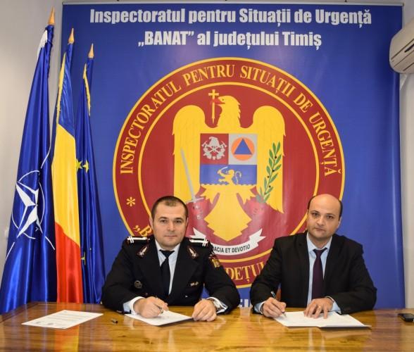 colaborare ISU- Petrom