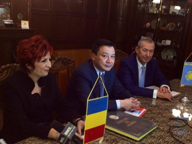 ambasador Kazahstan