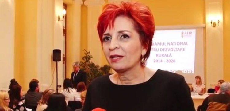 Florica Chirita- dir.gen. CCIAT
