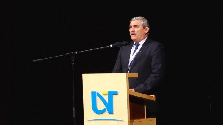 Viorel Serban- rector UPT