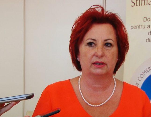 Viorica Dumitru- dir. adj, DPS Timis