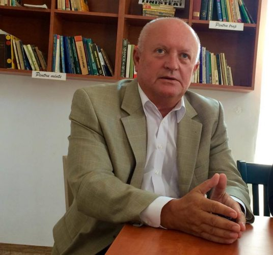 Vasile Pop- presedinte ALDE Timisoara-