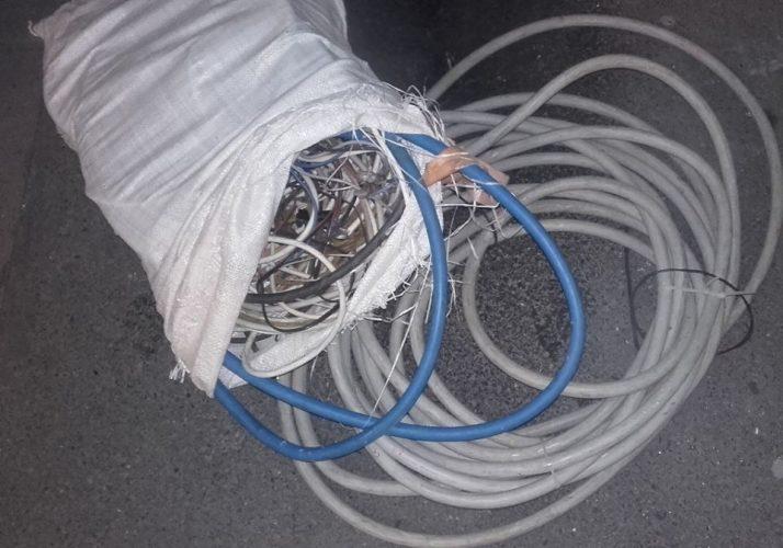 furt cabluri